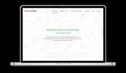 Hjemmeside til opgavebureauet