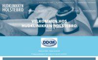 Den gamle hjemmeside - Hudklinikken Holstebro